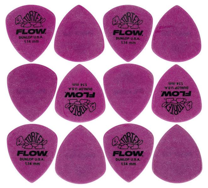 Dunlop Flow Standard Pick Set 1,14mm