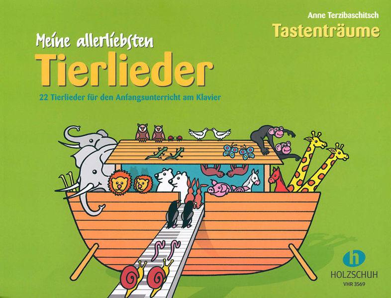 Holzschuh Verlag Meine allerliebsten Tierlieder
