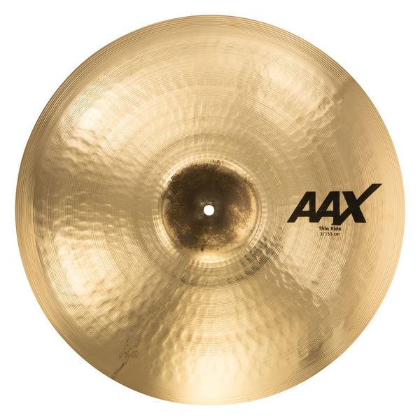 """Sabian 21"""" AAX Thin Ride"""