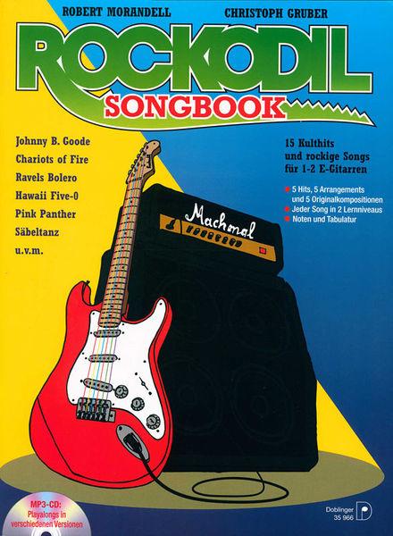 Doblinger Musikverlag Rockodil Songbook