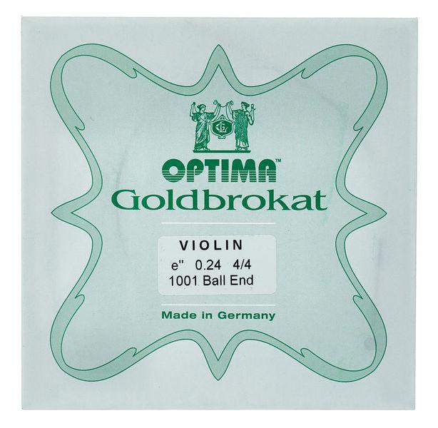 """Optima Goldbrokat e"""" 0.24 x-light BE"""