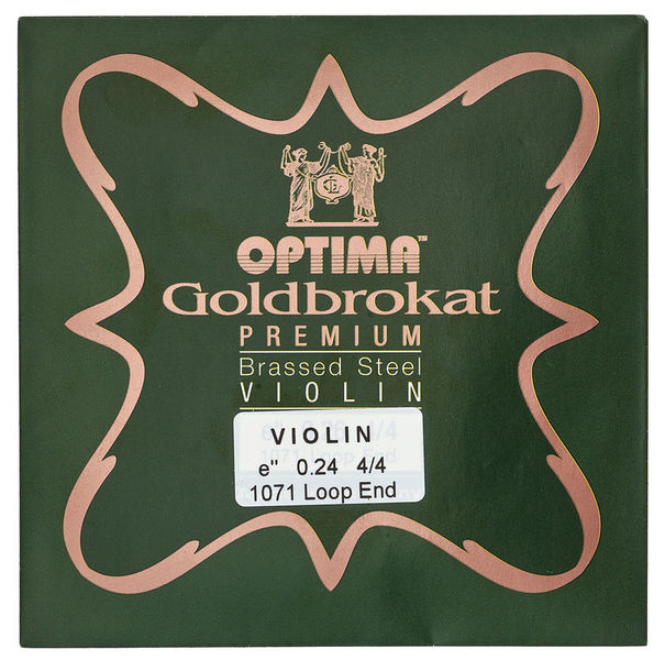 "Optima Goldbrokat Brassed e"" 0.24 LP"