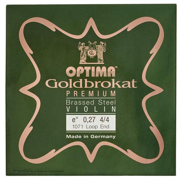 "Optima Goldbrokat Brassed e"" 0.27 LP"