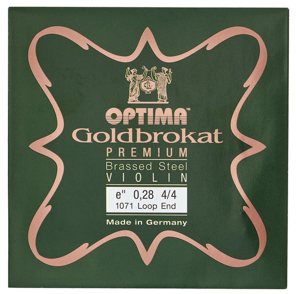 "Optima Goldbrokat Brassed e"" 0.28 LP"