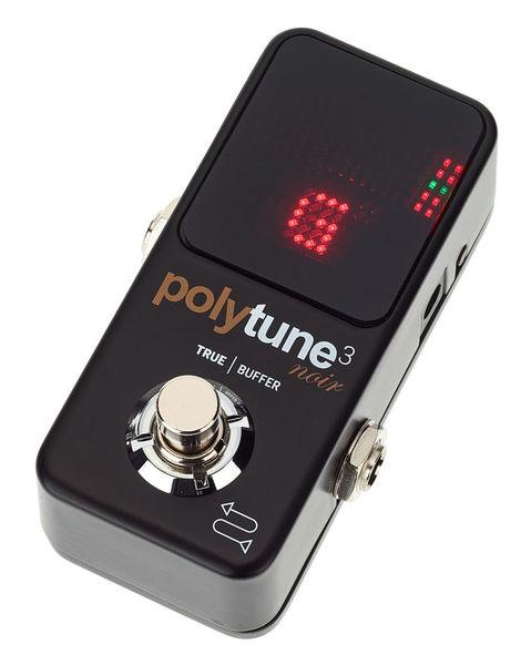 Polytune 3 Noir tc electronic