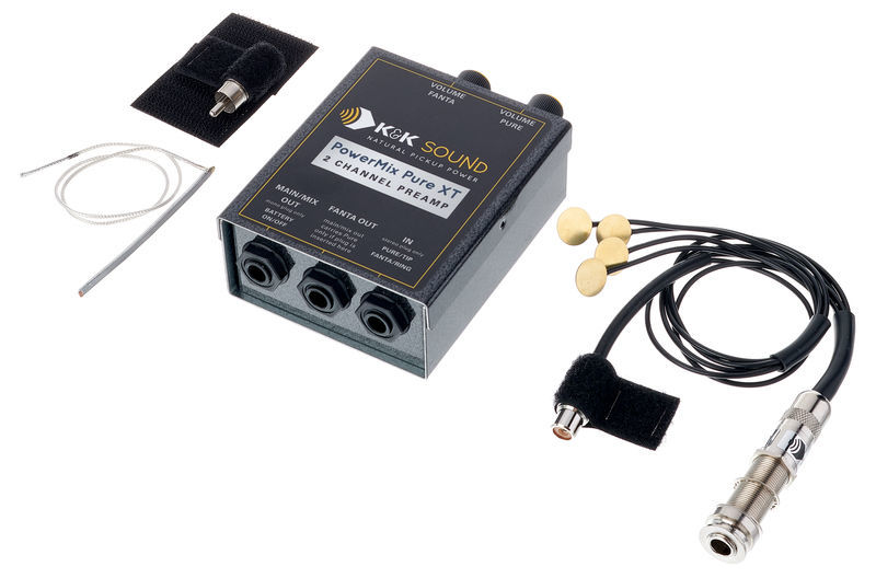 K&K PowerMix Pure XT Classic Syst.