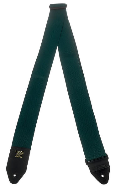 Ernie Ball 4050 Poly Strap Forest Green
