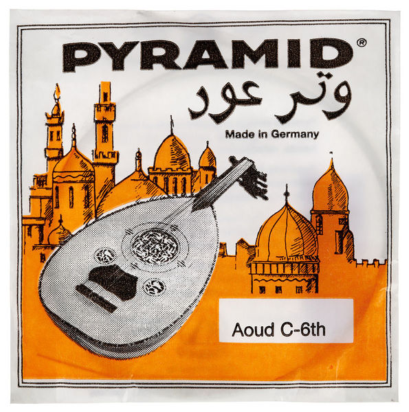 Pyramid Arabic Oud Single String C