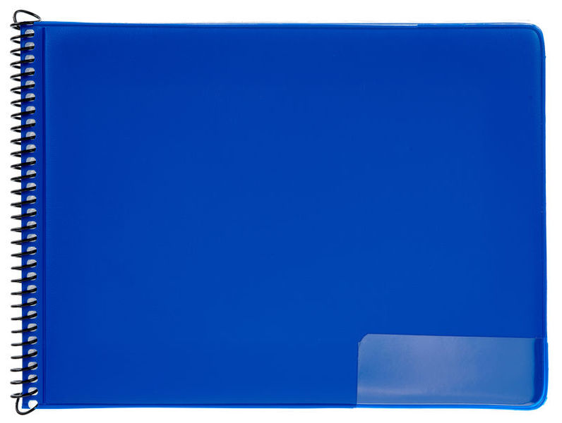 Star Marching Folder 146/15 Blue