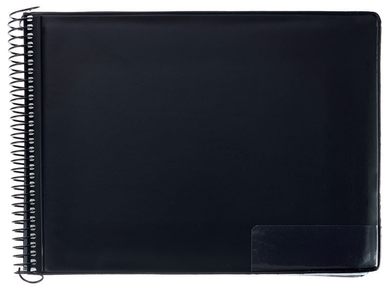 Star Marching Folder 146/30 Black