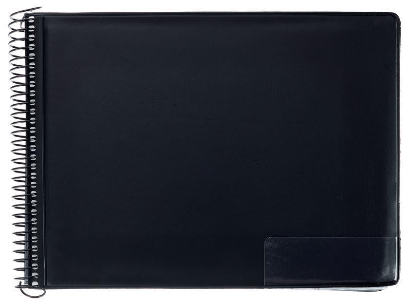 Star Marching Folder 146/30 Black