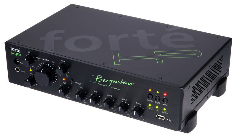Bergantino Forte HP Bass Head
