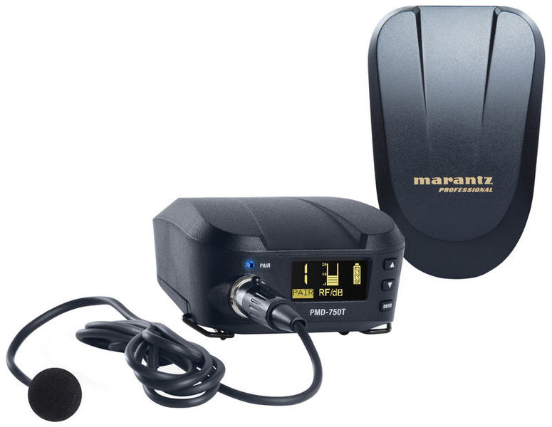 PMD-750 Marantz