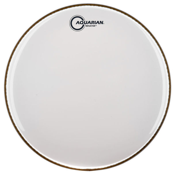 "Aquarian 14"" Reflector Ice White"