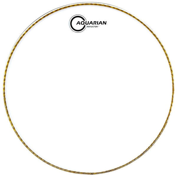 "Aquarian 16"" Reflector Ice White"