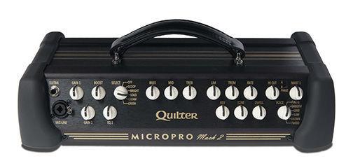 MicroPro Mach2 Head Quilter