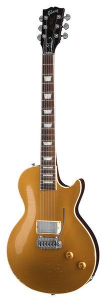 Gibson Les Paul Joe Perry Goldrush