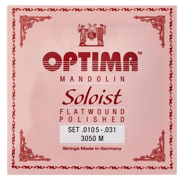 Optima 3050M Lenzner Soloist Mandolin