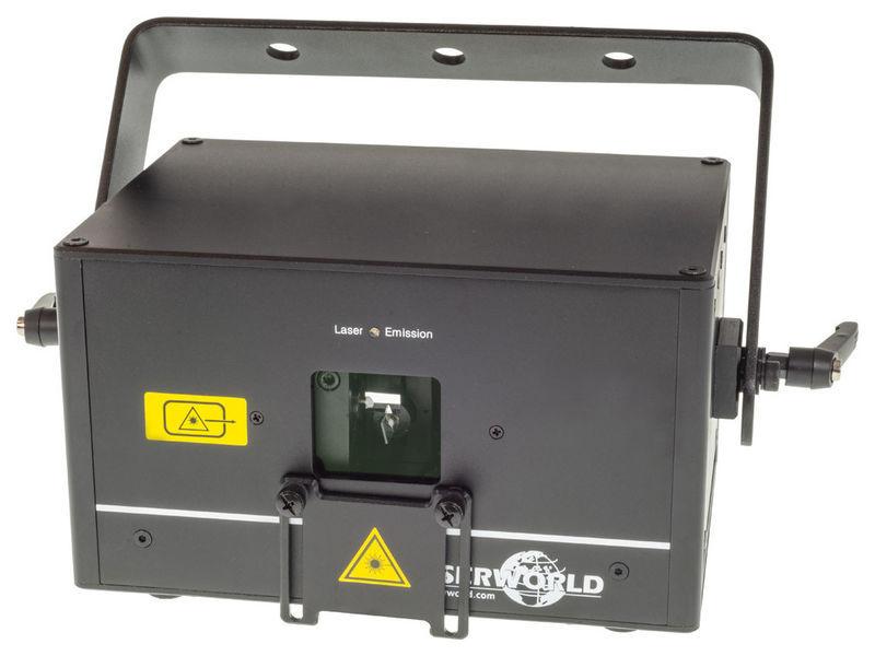 DS-1000 RGB ShowNET Laserworld