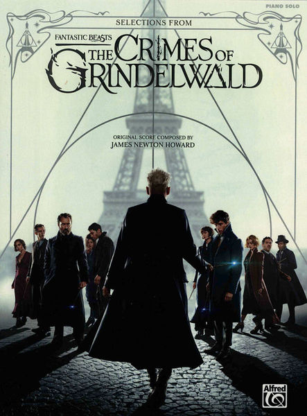 Alfred Music Publishing The Crimes Of Grindelwald