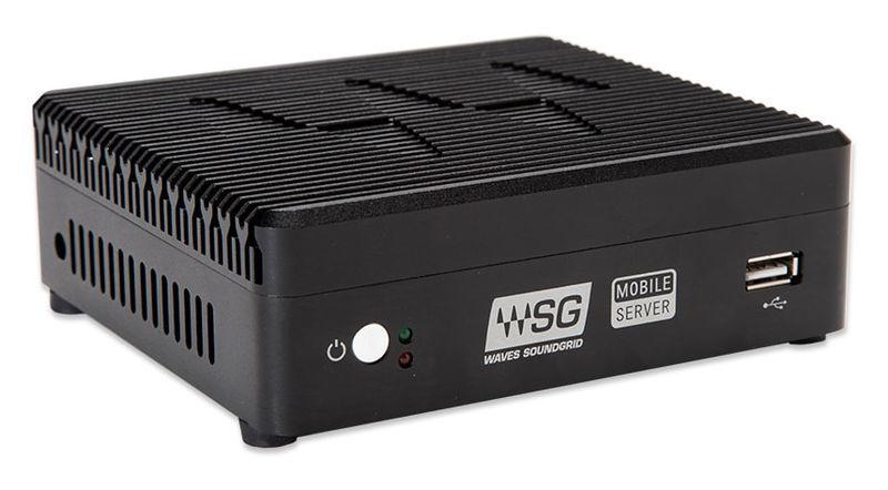 SG Mobile Server Waves