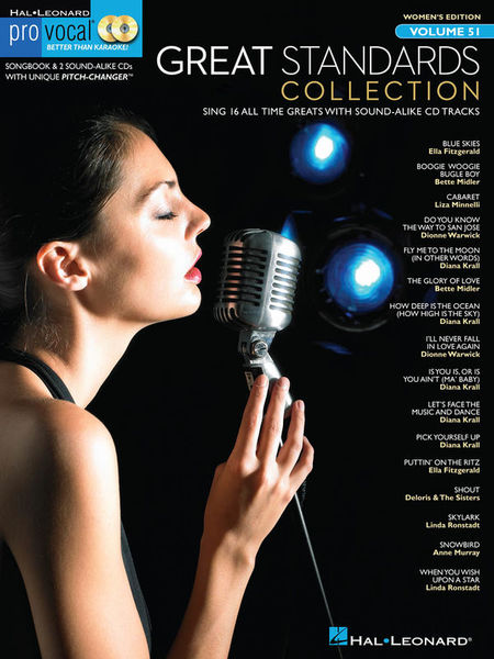 Hal Leonard Great Standards Collection