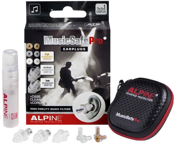 MusicSafe Pro - Clear Alpine