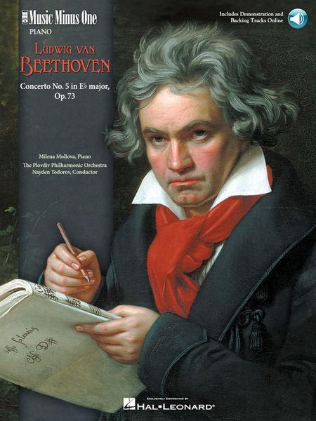 Beethoven 5. Klavierkonzert Music Minus One
