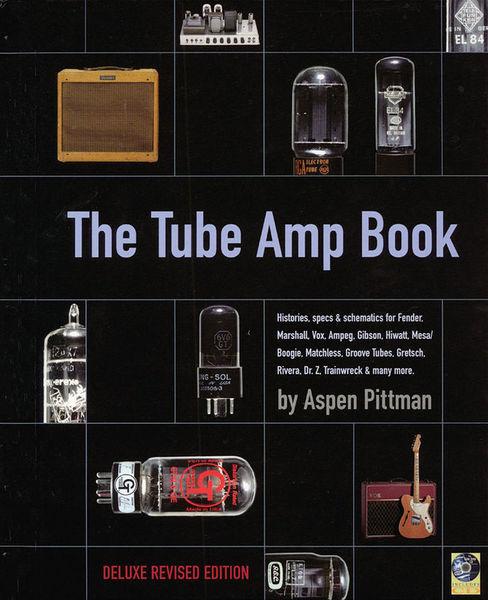 The Tube Amp Book Backbeat Books