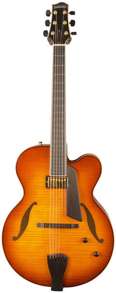 Sadowsky Jim Hall Jazz Guitar Sienna