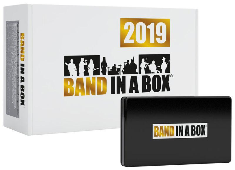 PG Music BiaB 2019 Audiophile PC German