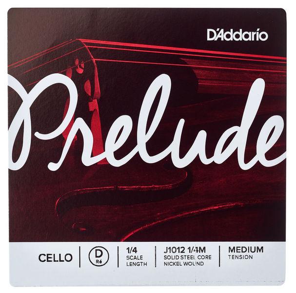 Daddario J1012 1/4M Prelude Cello D