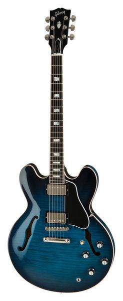 Gibson ES-335 Figured Blue Burst