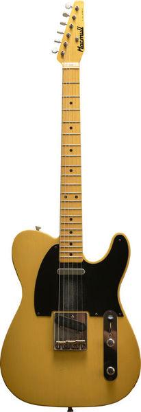 Macmull Guitars T-Classic Butterscotch MN