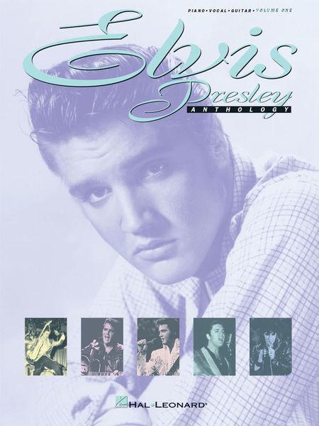 Hal Leonard Elvis Presley Anthology 1 PVG