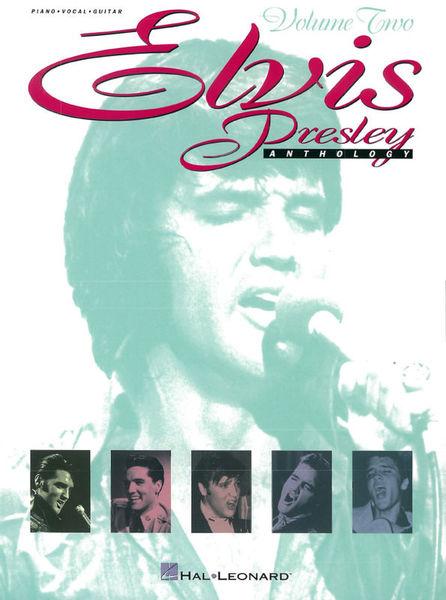 Hal Leonard Elvis Presley Anthology 2 PVG