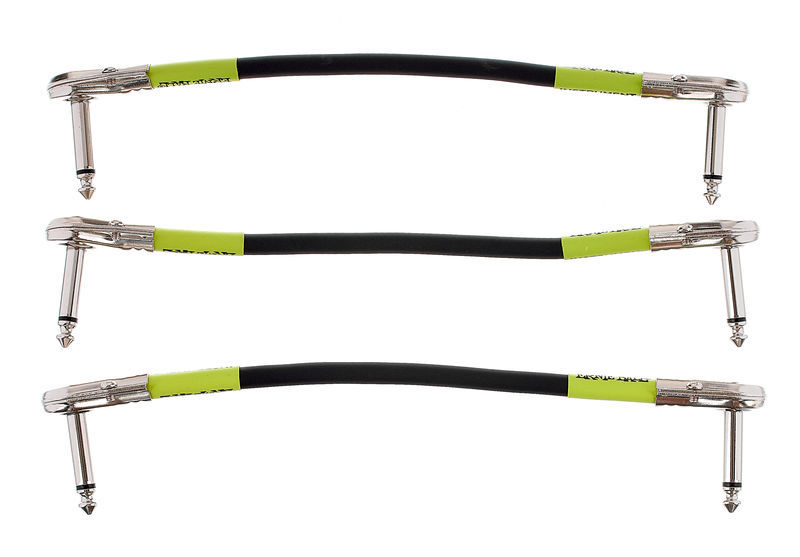 Patch Cable BK EB6059 Ernie Ball