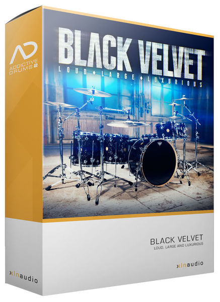 XLN Audio AD 2 Black Velvet