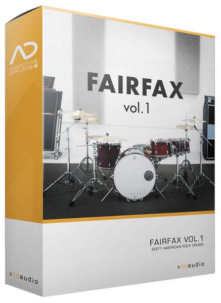 XLN Audio AD 2 Fairfax Vol. 1