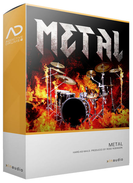 XLN Audio AD 2 Metal
