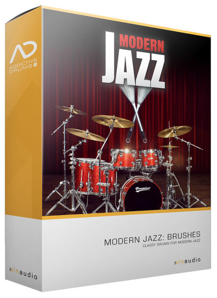 XLN Audio AD 2 Modern Jazz Brushes