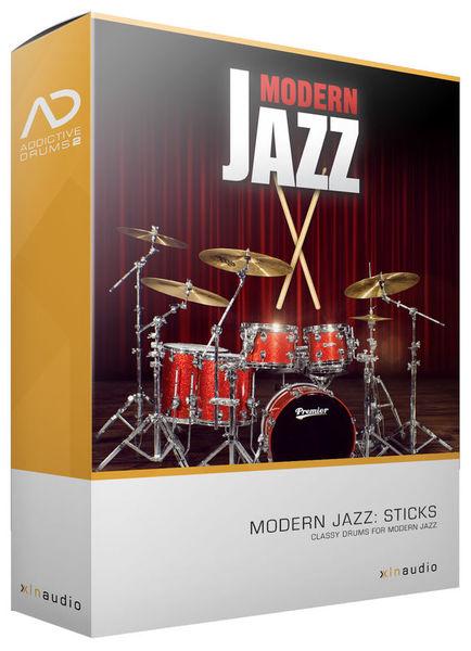 XLN Audio AD 2 Modern Jazz Sticks