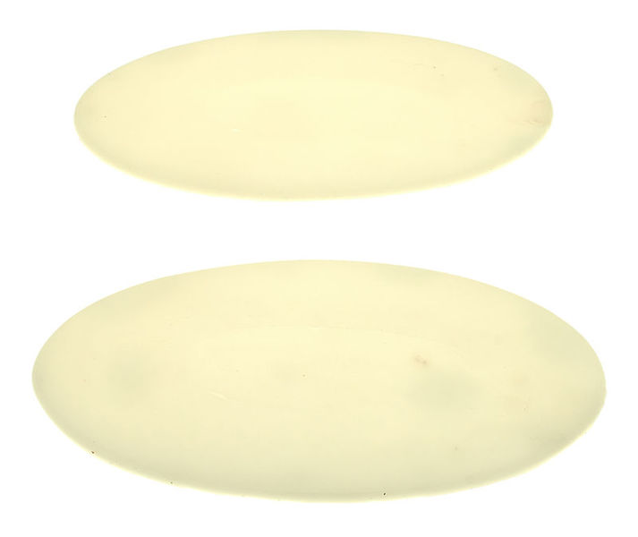 SkyGel Kick Stixxer Damper Pads White