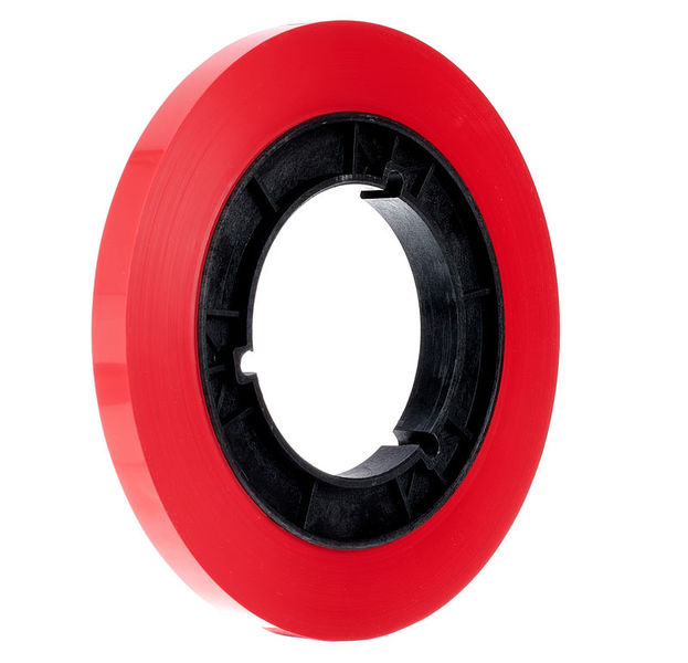 RTM Leader Tape Red 1/2""