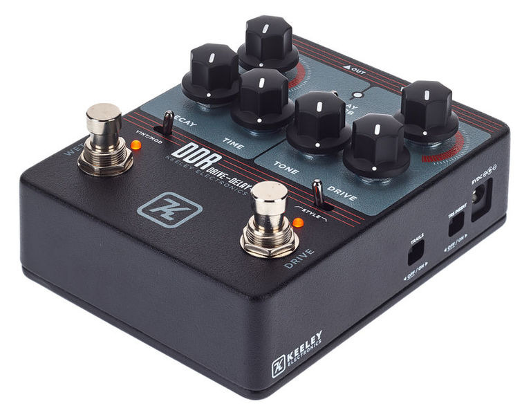 Keeley Drive Delay Reverb