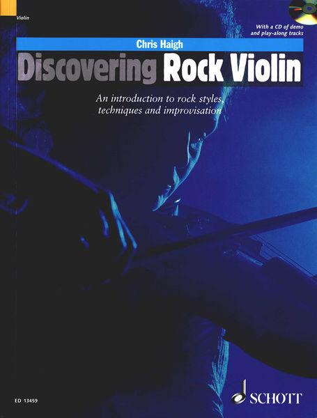 Schott Discovering Rock Violin