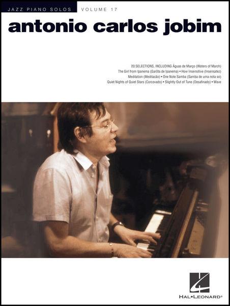 Hal Leonard Jazz Piano Solos Jobim