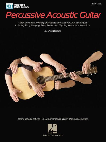 Hal Leonard Percussive Acoustic Guitar