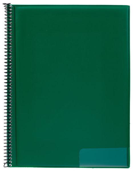 Star Music Folder 600/10 Green