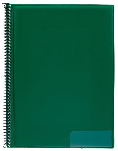 Star Music Folder 600/15 Green